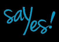 SayYesBlue