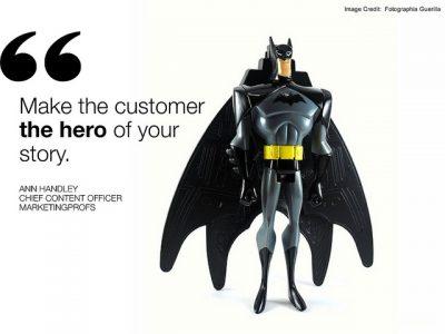customer-the-hero-of-the-story